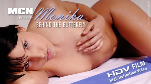 Monika - `Behind The Butterfly` - for MC-NUDES VIDEO