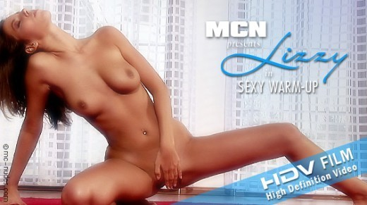 Lizzy - `Sexy Warm-Up` - for MC-NUDES VIDEO