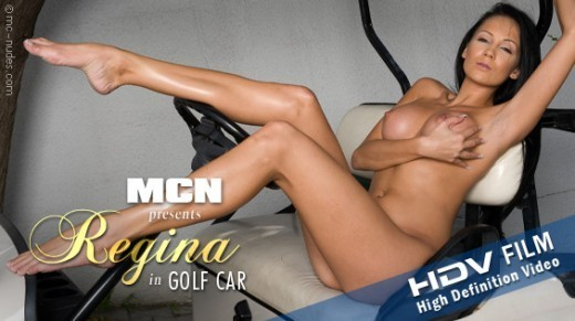 Regina - `Golf Car` - for MC-NUDES VIDEO