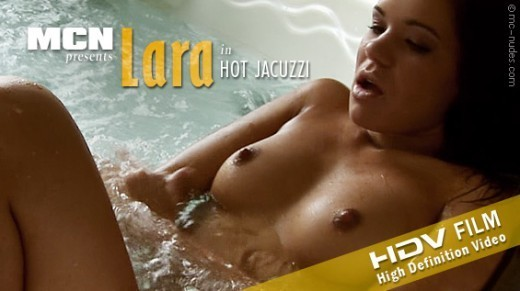 Lara - `Hot Jacuzzi` - for MC-NUDES VIDEO