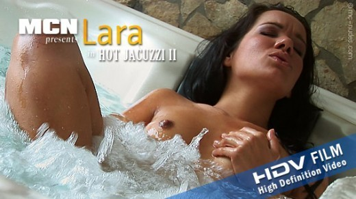 Lara - `Hot Jacuzzi II` - for MC-NUDES VIDEO