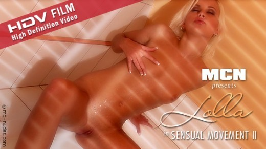 Lolla - `Sensual Movement II` - for MC-NUDES VIDEO