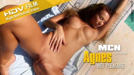 Agnes - `Wet Pleasure` - for MC-NUDES VIDEO