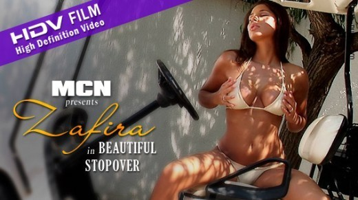 Zafira - `Beautiful Stopover` - for MC-NUDES VIDEO