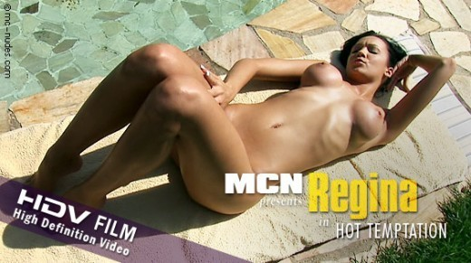 Regina - `Hot Temptation` - for MC-NUDES VIDEO