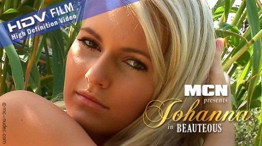Johanna - `Beauteous` - for MC-NUDES VIDEO