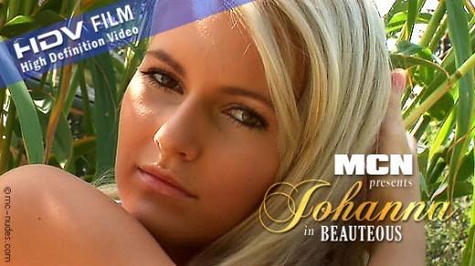 Johanna - `Beauteous` - for MC-NUDES VIDEO