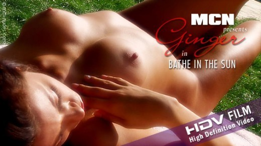 Ginger - `Bathe In The Sun` - for MC-NUDES VIDEO