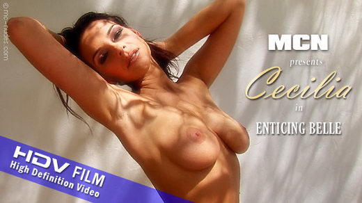 Cecilia - `Enticing Belle` - for MC-NUDES VIDEO