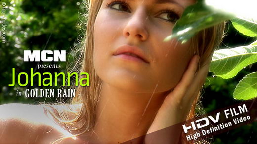 Johanna - `Golden Rain` - for MC-NUDES VIDEO