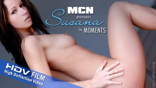 Susana - `Moments` - for MC-NUDES VIDEO