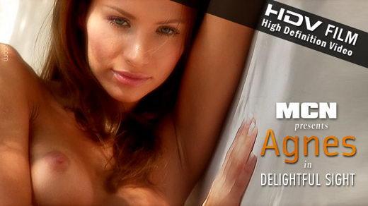 Agnes - `Delightful Sight` - for MC-NUDES VIDEO