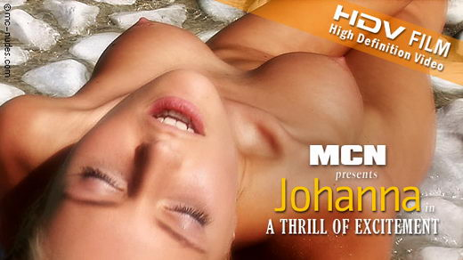 Johanna - `A Trill of Excitement` - for MC-NUDES VIDEO