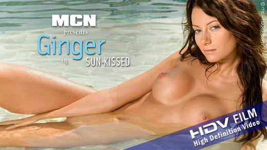 Ginger - `Sun-Kissed` - for MC-NUDES VIDEO