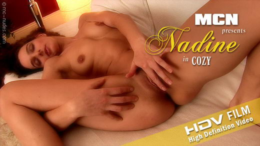 Nadine - `Cozy` - for MC-NUDES VIDEO