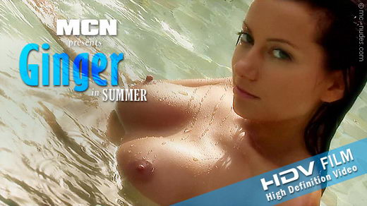 Ginger - `Summer` - for MC-NUDES VIDEO