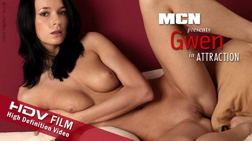 Gwen - `Attraction` - for MC-NUDES VIDEO