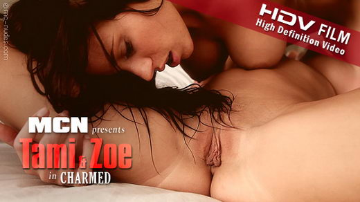 Tami & Zoe - `Charmed` - for MC-NUDES VIDEO
