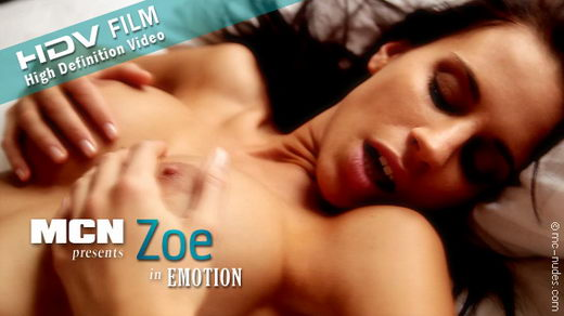 Zoe - `Emotion` - for MC-NUDES VIDEO