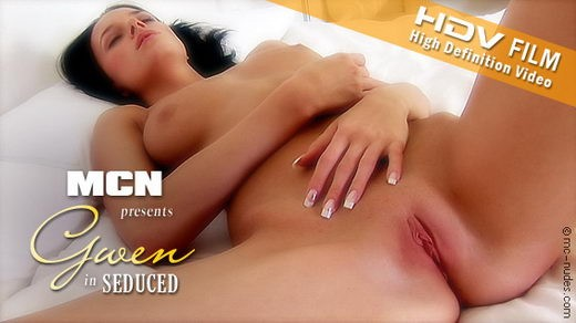 Gwen - `Seduced` - for MC-NUDES VIDEO