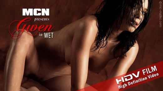 Gwen - `Wet` - for MC-NUDES VIDEO