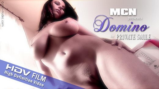 Domino - `Private Smile` - for MC-NUDES VIDEO