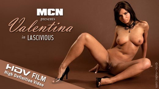 Valentina - `Lascivious` - for MC-NUDES VIDEO