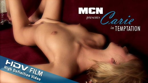 Carie - `Temptation` - for MC-NUDES VIDEO