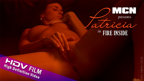 Patricia - `Fire Inside` - for MC-NUDES VIDEO