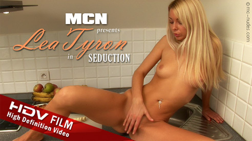 Lea Tyron - `Seduction` - for MC-NUDES VIDEO
