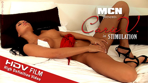 Carie V - `Stimulation` - for MC-NUDES VIDEO