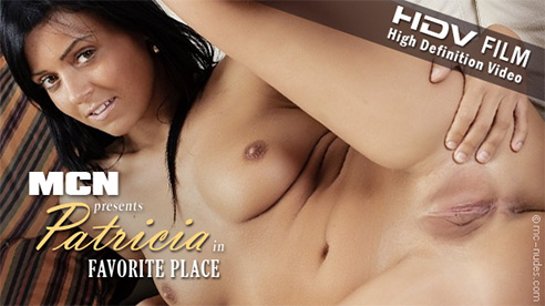 Patricia - `Favorite Place` - for MC-NUDES VIDEO
