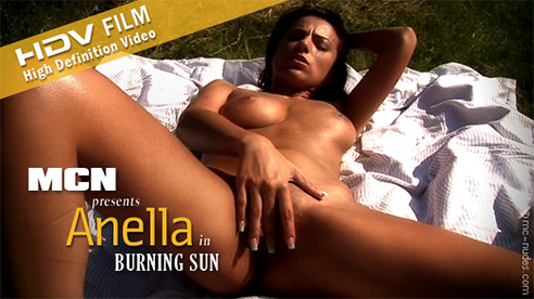Anella - `Burning Sun` - for MC-NUDES VIDEO