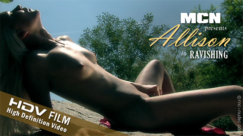 Allison - `Ravishing` - for MC-NUDES VIDEO