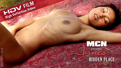 Agnes B - `Hidden Place` - for MC-NUDES VIDEO