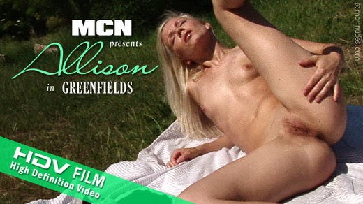 Allison - `Greenfields` - for MC-NUDES VIDEO