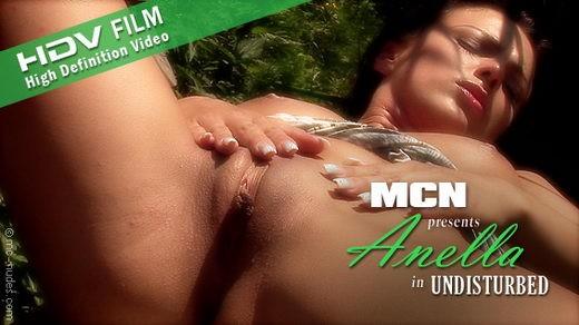 Anella - `Undisturbed` - for MC-NUDES VIDEO