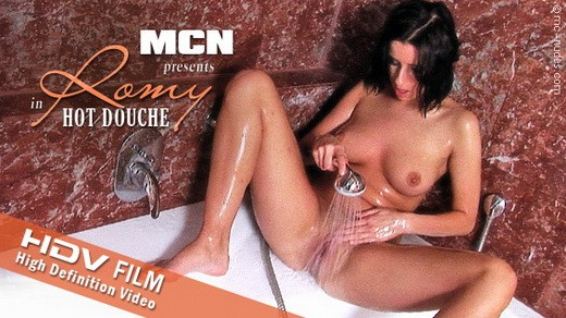 Romy - `Hot Douche` - for MC-NUDES VIDEO