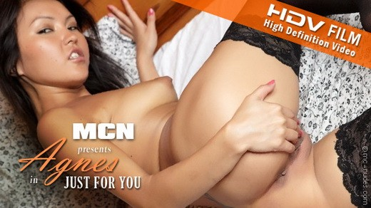 Agnes - `Just For You` - for MC-NUDES VIDEO