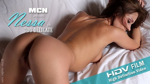 Nessa - `Too Delicate` - for MC-NUDES VIDEO