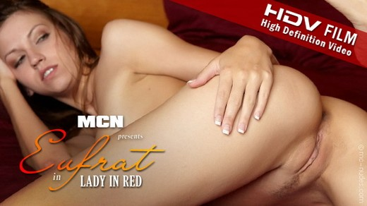 Eufrat - `Lady In Red` - for MC-NUDES VIDEO