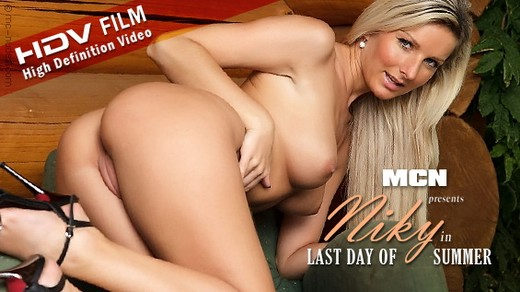 Niky - `Last Day Of Summer` - for MC-NUDES VIDEO