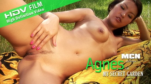 Agnes - `My Secret Garden` - for MC-NUDES VIDEO