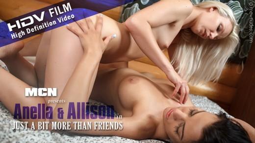 Anella & Allison - `Just A Bit More Then Friends` - for MC-NUDES VIDEO