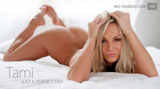 Tami - `Just a Perfect Day` - for MC-NUDES VIDEO