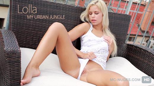 Lolla - `My Urban Jungle` - for MC-NUDES VIDEO