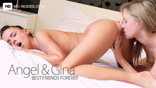 Angel & Gina - `Best Friends Forever` - for MC-NUDES VIDEO