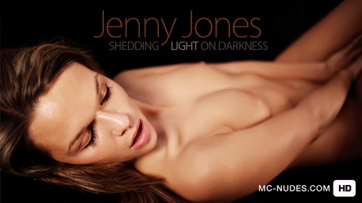 Jenny Jones - `Shedding Light on Darkness` - for MC-NUDES VIDEO