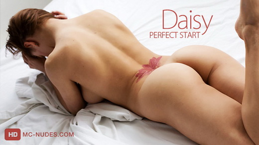 Daisy - `Perfect Start` - for MC-NUDES VIDEO