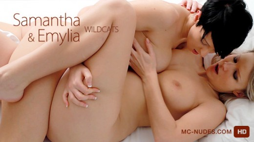 Samantha & Emylia - `Wildcats` - for MC-NUDES VIDEO
